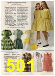 1965 Sears Spring Summer Catalog, Page 501
