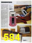 1989 Sears Home Annual Catalog, Page 584