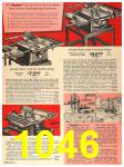 1960 Sears Fall Winter Catalog, Page 1046