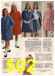 1965 Sears Spring Summer Catalog, Page 502