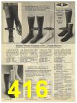 1965 Sears Fall Winter Catalog, Page 416