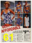 1987 Sears Spring Summer Catalog, Page 61