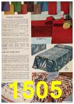 1962 Sears Fall Winter Catalog, Page 1505