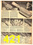 1942 Sears Spring Summer Catalog, Page 421