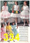 1962 Montgomery Ward Spring Summer Catalog, Page 334