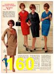 1966 Montgomery Ward Fall Winter Catalog, Page 160
