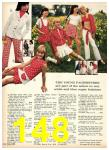 1969 Sears Spring Summer Catalog, Page 148