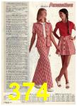 1975 Sears Spring Summer Catalog, Page 374