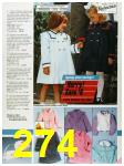 1986 Sears Spring Summer Catalog, Page 274