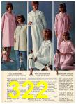 1965 Sears Fall Winter Catalog, Page 322