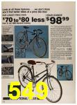 1987 Sears Spring Summer Catalog, Page 549