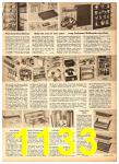 1958 Sears Fall Winter Catalog, Page 1133