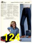 1983 Sears Fall Winter Catalog, Page 124