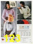1985 Sears Fall Winter Catalog, Page 123