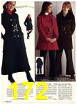 1971 Sears Fall Winter Catalog, Page 172