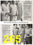 1969 Sears Fall Winter Catalog, Page 265