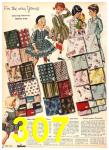 1960 Sears Fall Winter Catalog, Page 307