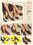 1940 Sears Fall Winter Catalog, Page 223