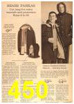 1963 Sears Fall Winter Catalog, Page 450