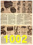 1949 Sears Spring Summer Catalog, Page 1002