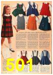 1963 Sears Fall Winter Catalog, Page 501