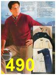 1986 Sears Fall Winter Catalog, Page 490
