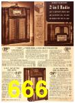 1940 Sears Fall Winter Catalog, Page 666