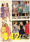 1958 Sears Spring Summer Catalog, Page 342