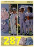 1984 Sears Spring Summer Catalog, Page 287