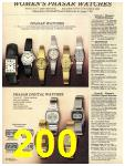 1981 Sears Spring Summer Catalog, Page 200