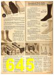1958 Sears Fall Winter Catalog, Page 645