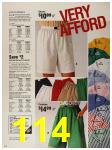 1987 Sears Spring Summer Catalog, Page 114