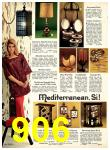 1969 Sears Fall Winter Catalog, Page 906