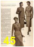 1956 Sears Fall Winter Catalog, Page 45