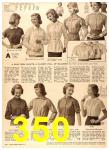 1956 Sears Fall Winter Catalog, Page 350