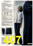 1980 Sears Spring Summer Catalog, Page 407