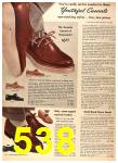 1956 Sears Fall Winter Catalog, Page 538