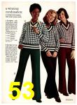 1974 Sears Fall Winter Catalog, Page 53