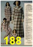1979 Sears Fall Winter Catalog, Page 188