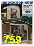 1985 Sears Spring Summer Catalog, Page 759