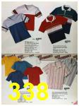 1986 Sears Spring Summer Catalog, Page 338