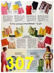 1973 Sears Spring Summer Catalog, Page 307