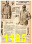 1958 Sears Fall Winter Catalog, Page 1185