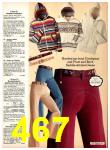 1977 Sears Fall Winter Catalog, Page 467
