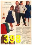 1963 Sears Fall Winter Catalog, Page 398