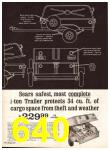 1969 Sears Spring Summer Catalog, Page 640