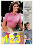 1983 Sears Spring Summer Catalog, Page 123