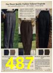 1959 Sears Spring Summer Catalog, Page 487
