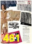 1974 Sears Fall Winter Catalog, Page 481