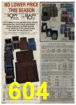 1984 Sears Spring Summer Catalog, Page 604